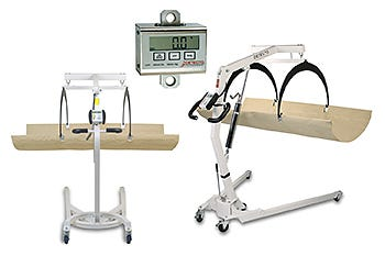Patient Lift & In-Bed Scales Image