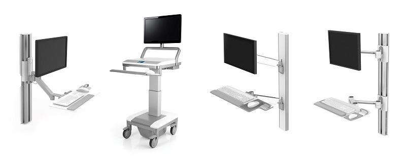 Humanscale Health IT Products
