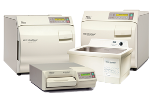 Midmark/Ritter Autoclaves & Ultrasonic Cleaners
