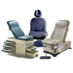 Midmark Exam Tables
