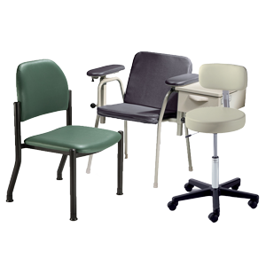 Midmark Stools & Chairs
