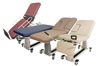 Ultrasound Tables Image