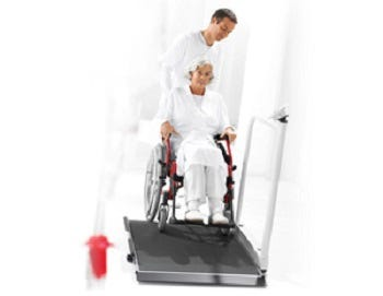 Wheelchair Scales Image