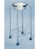 Blickman Baker Basin Solution Stand with H-Brace, 0717807100