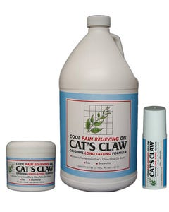 Sub Zero (Cat'S Claw) Cooling Pain Relief Gel