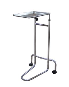 Drive 13045 Double Post Mayo Instrument Stand