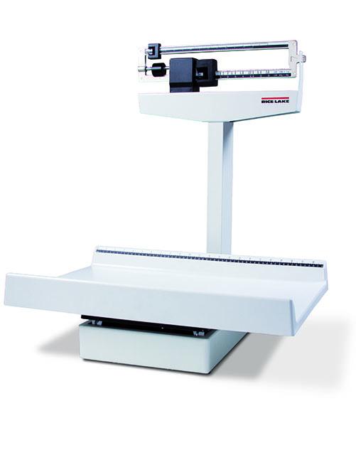 rice lake 131470 rl-mis mechanical baby scale 50 lb/20 kg x 1/4 lb/100 grams