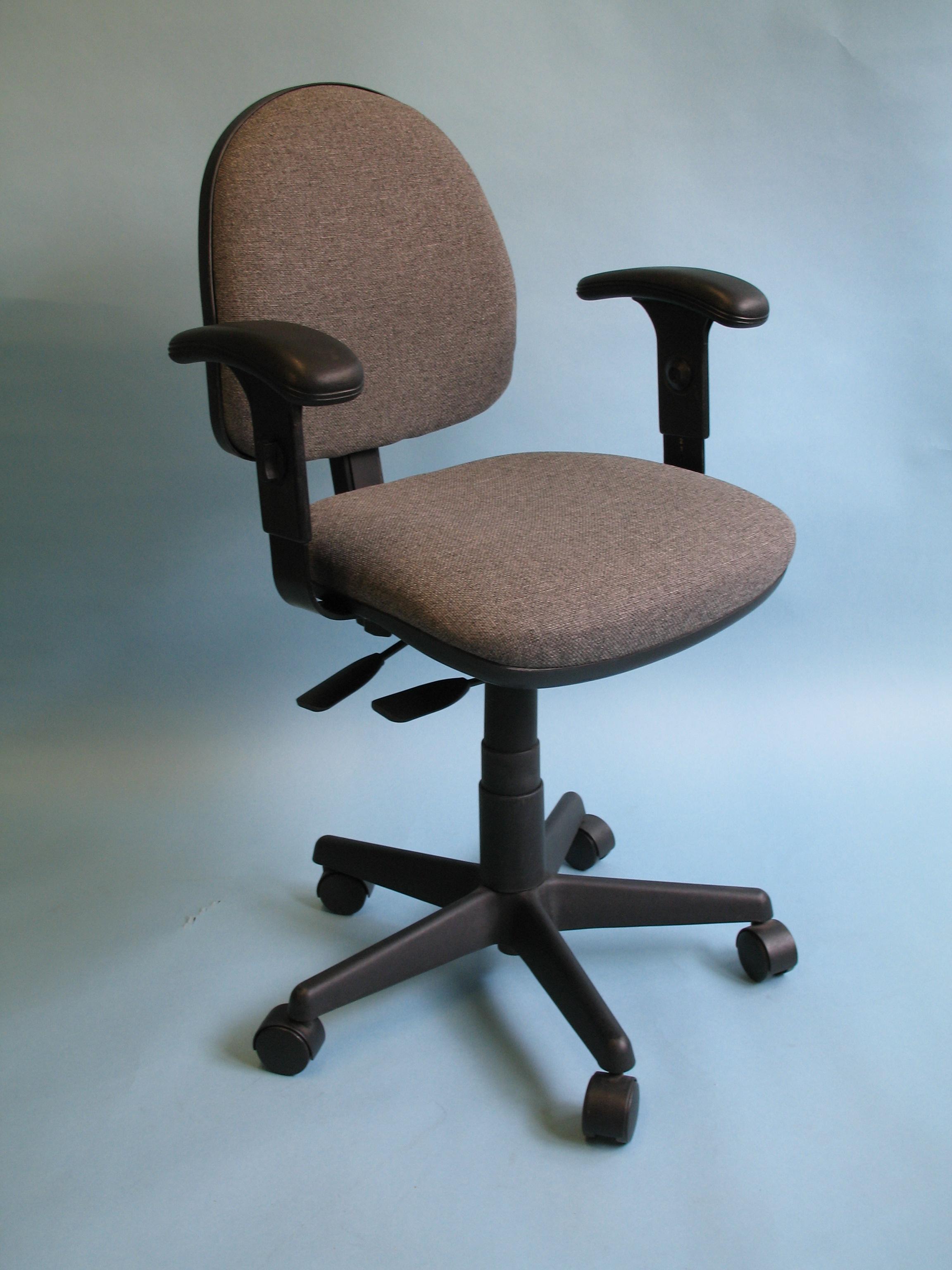 Brandt 13419 Ergonomic Task Chair W/ Adjustable Arm Rests