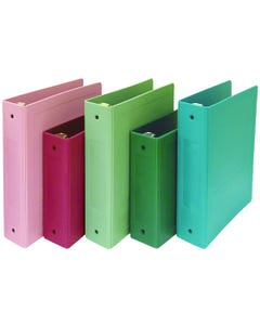 "Omnimed 2"" Molded Ring Binder"