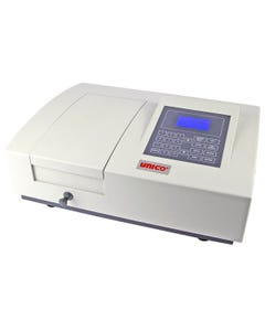 Unico S2150UV Series Spectrophotometer w/ 4 nm Slit Width & UV Visibility