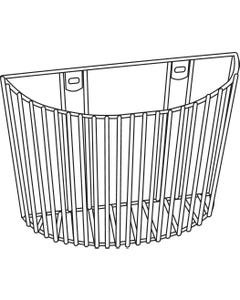 W.A.Buam 2422 Large Inflation System Wall Basket