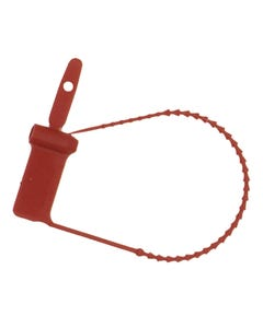 Omnimed 484125 Padlock Control Seal - Red Only