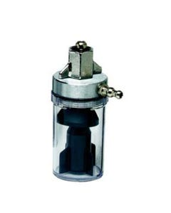 Ohio Medical 6703-0365-901 DISS Wing Nut Overflow Safety Trap