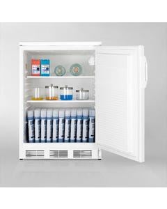 Summit Appliance Professional AL750 All-Refrigerator W/ Front-Mounted Lock- Counter-Height - Discontinued