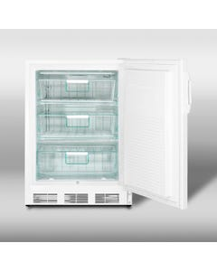 Summit Appliance Professional ALF620  All-Freezer W/ Manual Defrost- Counter-Height - Discontinued