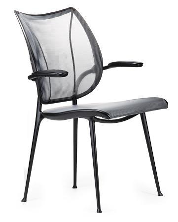 Humanscale Liberty Side Chair W/ Form-Sensing Mesh Back