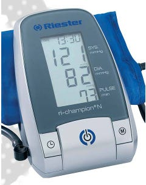 Riester Ri Champion N Automatic Digital Blood Pressure Monitor