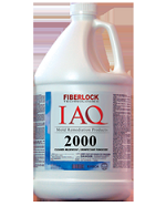 Fiberlock IAQ 2000 EPA-Registered Hospital-Grade Disinfectant & Fungicide Concentrate [4/CS]
