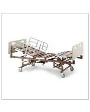Invacare BAR750 Expandable Bariatric 750 lb. Capacity Bed Frame W/ Half-Length Rails