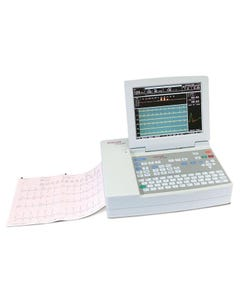 Schiller Cardiovit AT-10 Plus Interpretive Resting ECG with optional Spirometry