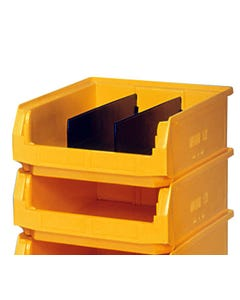 Quantum Storage Systems Black Divider for Magnum Bin