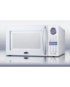 Summit Appliance SM1102WH Microwave, 1.0 cu. Ft., White