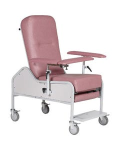 Med Care 12RMA Reclining Blood Draw Chair
