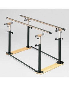 Clinton 33317 Folding Parallel Bars W/ Stainless Steel Handrails