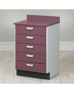 Clinton Cabinet with 5 Drawers