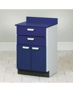 Clinton 8822 Cabinet with 2 Doors and 2 Drawers