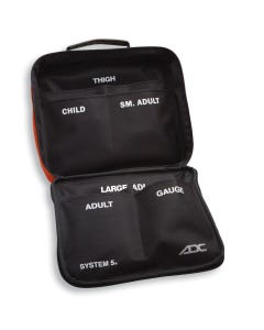 ADC 883O System 5 Case Multicuff Sphyg Carry Case