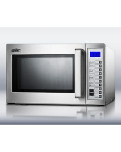 Summit Appliance SCM1000SS Commercial Microwave Oven - Stainless Steel