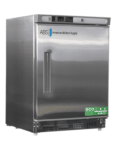 American BioTech Supply Premier 4.5 Cu. Ft. Built-In Undercounter Refrigerator, ABT-UCBI-0404SS