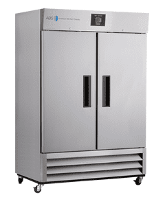 American BioTech Supply Premier 49 Cu. Ft. Stainless Steel Laboratory Refrigerator, ABT-49SS-GP