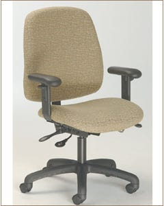 Izzy fullback task chair (simple task)