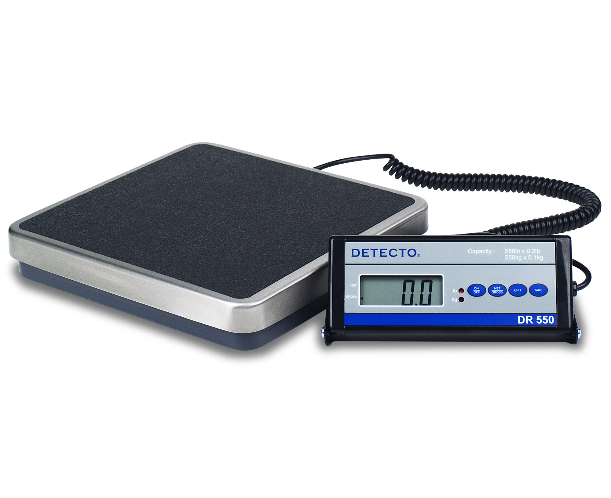 Detecto Dr400c Portable General Purpose Scale Cme Corp