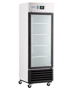American BioTech Supply Premier Glass Door Laboratory Refrigerator, Right Hinged, 19 Cu. Ft., ABT-HC-19
