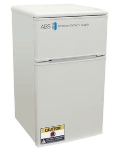 American BioTech Supply Standard Refrigerator/Freezer Combination, 3 Cu. Ft., ABT-RFC-3M