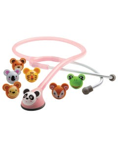 ADC 618KIT 7-piece ADimal Stethoscope snap-on Kit Pediatric