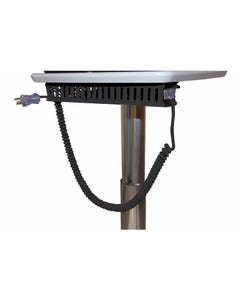 Altus CMH-PC Cable Management Holder for Non-Powered Carts