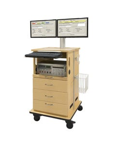 Amico Jared Fetal Monitor Cart