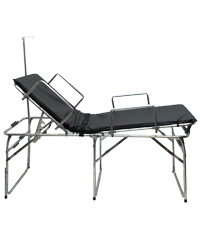 "Integrity Medical Solutions Westcot APC Portable Active Patient Cot w/ 450 lb. Weight Capacity - 30"" H x 32"" W x 81"" L"