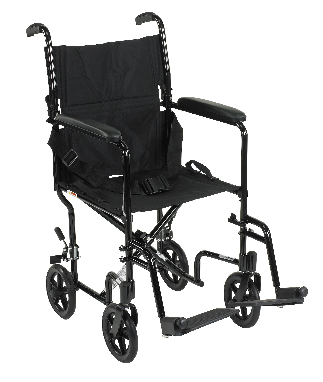 Drive Lightweight Transport Wheelchair