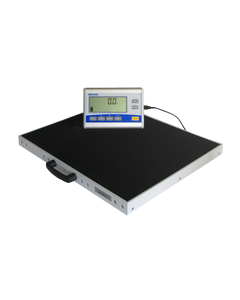 """Befour MX170 Portable Bariatric Scale with BMI, 24"""" x 20"""" Platform & 1000 capacity"""