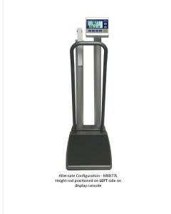 Befour Scales MX877 THE Exam Room Scale with Digital Height Rod