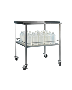 Blickman 3026SSH Mobile Stand for Table-Top Warming Cabinets 7922TG/TS, 7925TG/TS, 7927TG/TS