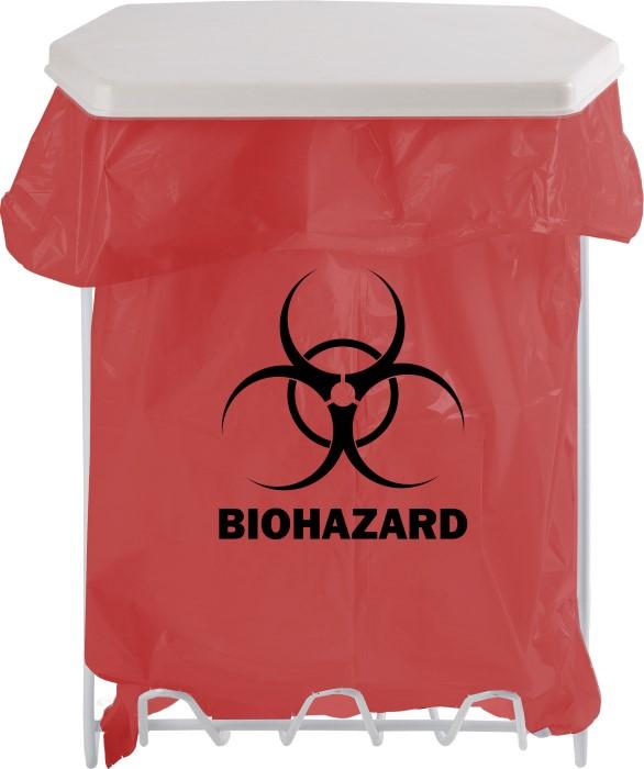 Bowman Biohazard Bag Holder