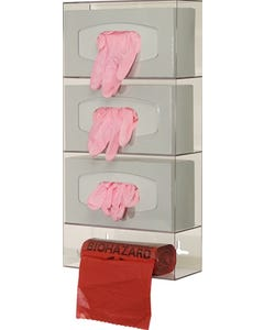Bowman Protection System - Triple Glove Box and Bag Dispenser