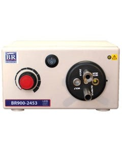 BR Surgical BR900-2453 LED 50 watt Light Source w/ 4 port turret (Storz, Olympus, ACMI, Wolf)