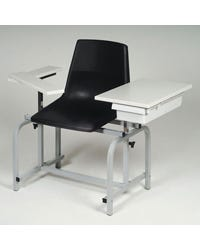 Brandt 20700 Blood Drawing Chair W/ Drawer